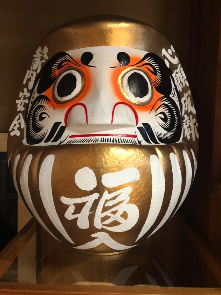 古峰神社 達磨