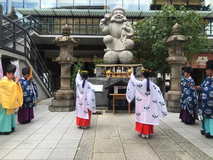 7月15日神田神社甲子大黒祭