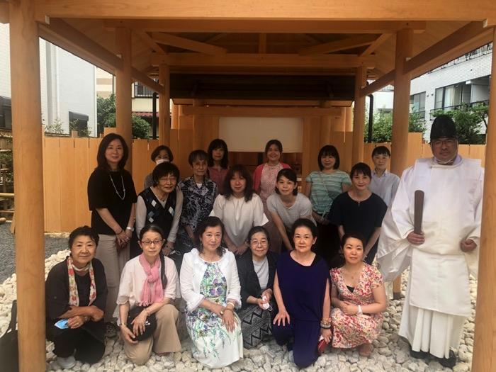 7月25日小石川大神宮