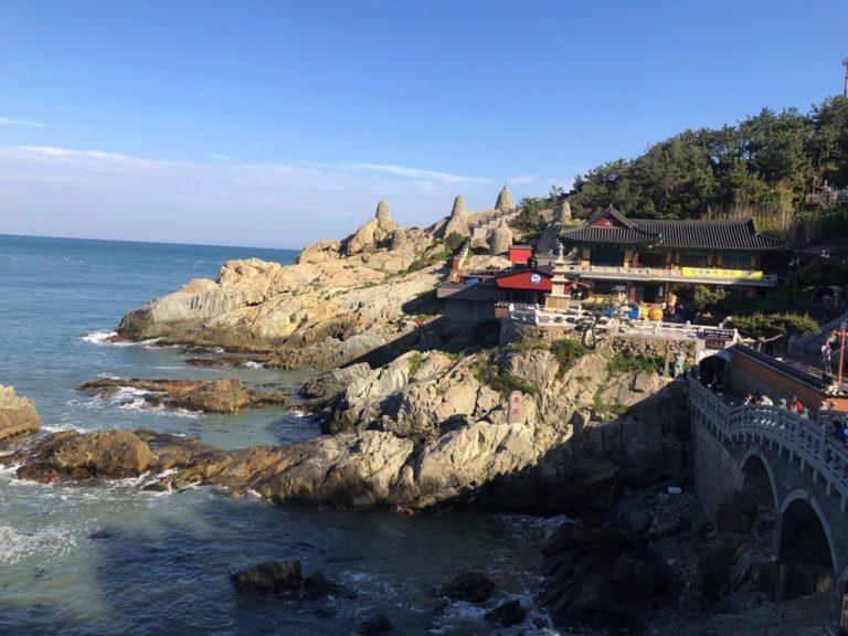 韓国 釜山 海東竜宮寺