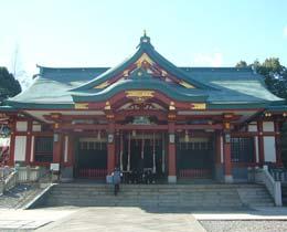 南江戸総鎮守 赤坂日枝神社(千代田区)