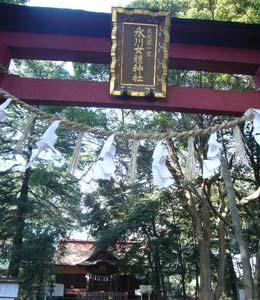 武蔵国(東京と埼玉)の一の宮 氷川女体神社(埼玉県さいたま市)