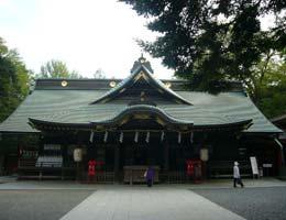 武蔵国総社 大国魂神社(東京都府中市)